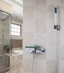 Wall Mounted Waterfall Faucets Bathroom by Online Get Cheap Glass Waterfall Tap Shower Aliexpress Com