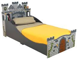 Ultimate Review of the KidKraft Boy s Me val Castle Toddler Bed