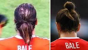 Bale Rupa Rupanya Botak Di Tengah Kepala Tetapi Pandai Menyembunyikan Keadaannya Itu Dengan Bersanggul Bagus Juga Ideanya Kerana Tidak