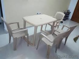 Excellent Second Hand Dining Table And 6 Chairs 83 On Glass Amazing