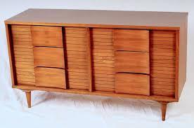 Johnson Carper Mid Century Dresser by Rare Mid Century Modern Dresser Credenza Bureau Johnson Carper