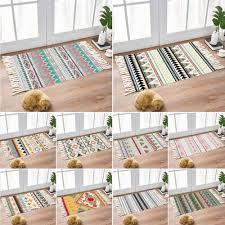 waschbar teppich läufer langflor modern wohnzimmer