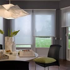 rollos transparent dekorativer durchblick mit zartem lichtspiel