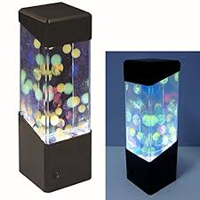 Jellyfish Mood Lamp Amazon amazon com jelly ball water aquarium tank led lights lamp