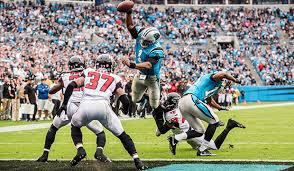Cam Newton launches Panthers to victory