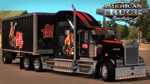 American Truck Simulator: Over The Top W900 And Matching Trailer ... 1967 Chevy C10 Pickup Truck Over The Top Customs Racing About Us Company History Autocar Trucks American Simulator W900 And Matching Trailer Blog Bobtail Insure Searching For The Best Long Haul Truck Part 1 Heavy Duty Commercial Vehicle Hcv Speed Top Five Pickup Trucks With Fuel Economy Driving Fords Popular Fortified F150 Raptor Returns 2017 Muscle Future 2011 Ford F250 Truckin Magazine Sema 2015 10 Liftd From