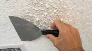 Homax Ceiling Texture Knockdown by Knockdown Texture Sponge Unboxing And Demonstration