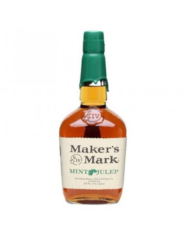 Makers Mark Mint Julep - 1 Liter