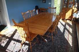 Dining Table And Chairs Refinish, Capital District, Saratoga NY Refishing The Ding Room Table Deuce Cities Henhouse Painted Ding Table 11104986 Animallica Stunning Refinish Carved Wooden Fniture With How To Refinish Room Chairs Kitchen Interiors Oak Chairs U Bed And Showrherikahappyartscom Refinished Lindauer Designs Diy Makeovers Before Afters The Budget How Bitterroot Modern Sweet
