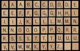 common types free scrabble font free font sles from the web