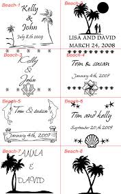 Wedding Beach Clip Art Free Printables