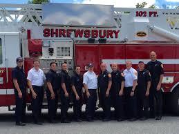 100 Mass Fire Trucks Department Shrewsbury MA