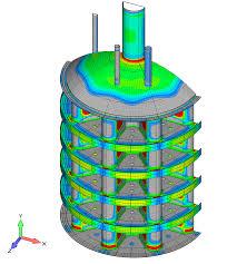 Optimization of Cryogenic Pressure Vessel for Rapid Heat Transfer