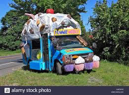 Snack Truck Long Island New York Stock Photo: 49961956 - Alamy