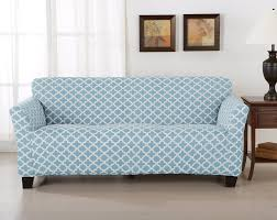 Cindy Crawford Denim Sofa Cover by Endearing 80 Sofa Slipcovers Decorating Inspiration Of Sure Fit