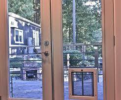 Petsafe Freedom Patio Panel Pet Door 96 by 100 Petsafe Dog Door Staywell Clear Replacement Flap 700