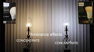 philips hue white ambiance light bulb comparision