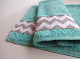 Yellow And Gray Chevron Bathroom Accessories by Grey And Yellow Hand Towels Towel