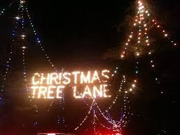 Christmas Tree Lane Fresno by Christmas Tree Lane Van Ness Blvd U0026 Shields Ave Fresno Ca Tourist