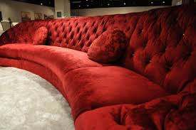 Red Sectional Living Room Ideas by Divani Casa Cosmopolitan Mini Red Sectional Sofa Set Sofas
