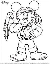 Disney Coloring Pages Halloween