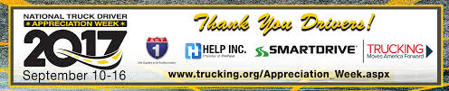 Introducing InfoRM™ 2016 National Truck Driver Appreciation Week Recap Odyssey Celebrating Eagle Highway Heroes Its Shirt Southern Glazers Wine Spirits Recognizes Drivers During Archives Mile Markers Blogging The Road Ahead 18 Fun Facts You Didnt Know About Trucks Truckers And Trucking Freight Amsters Holland Professional Happy Youtube 2017 Drive For