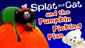 Spookley The Square Pumpkin Book Read Aloud by Splat The Cat And The Pumpkin Picking Plan By Catherine Hapka
