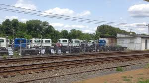 100 Mack Trucks Macungie Why Are 400 New Sitting In An Abandoned Parking Lot