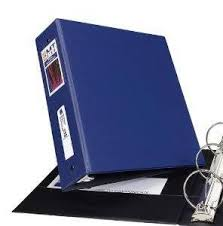 Decorative Small 3 Ring Binders by Avery Mini Economy 1 Inch Round 3 Ring View Binder White 5806