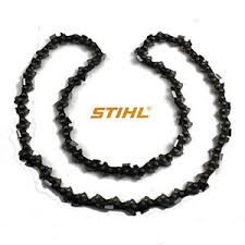 Image Is Loading Stihl Chainsaw Chain Loop 25RS 72 Drive Links