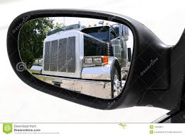 Rearview Car Driving Mirror Overtaking Big Truck Stock Image - Image ... Dodge Tow Mirrors On A Gmt400 Chevy Truck Forum Gm Club About Winghood Zone Tech Blind Spot Adjustable 2pack Stickon Exterior Side View For Ford F Series Trucks 19972002 Oem Ref For Lovely Forklift Maverick Edmton Kiji Interesting Amazon 4pack Premium Quality Curtains Decoration Ideas Drapes Rm10 092018 Ram With Nontowing Car Part Numbers And Related Parts Fordificationnet