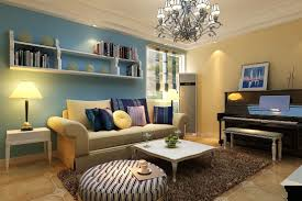 Living Room Decorating Brown Sofa by Interior Classy Mediterranean Living Room With Cozy Brown Sofa