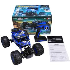 Distianert WJL00028 1:12 4WD Electric Amphibious RC Car, 2.4GHz 12KM ...