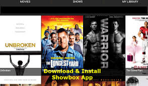 showbox app for android showbox and install on android ios