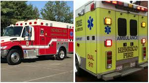 100 Red Fire Trucks Henrico County Go Red With New Fire Trucks And Ambulances