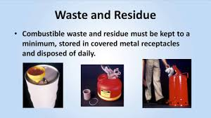 Flammable Cabinets Osha Regulations by Flammable And Combustible Liquids Training Youtube