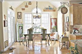 Dining Room Square Brown Wooden Flower Vase Rectangular Dark Varnished Table Luxurious Ivory