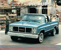 1985 GMC Brochure 1985 Gmc K15 Shortbed Cummins Cversion Diesel Power Magazine Car Shipping Rates Services S15 Used Brigadier For Sale 1772 Review1985 Sierra K20 K1500 Classicbody Off Restorationnew Brochure 2500 Information And Photos Momentcar T15 Pickup 4wd Insurance Estimate Greatflorida 5gmcerraclassicrustfreewitha1987chevy305homildcam C1500 Pickup Truck Item 7320 Sold July Snow Removal Truck For Sale Seely Lake Mt John Classic 1500 I8488 Sol Sale1985 W383 Stroker 6000 Cars Trucks