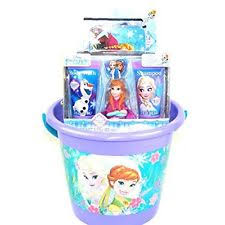 Disney Frozen 2 Toy Video Girls Princess Elsa Learning Activity Gift Set Bucket