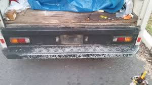 Towing - Where To Attach Ball Hitch On 1989 10ft Former U-Haul Truck ...