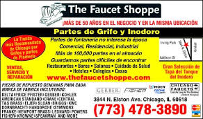 the faucet shoppe 3844 n elston ave chicago il hardware stores