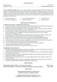 Career Change Resume New Samples Teacher Home Improvement Of