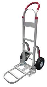 100 Hand Truck Stair Climber Tyke Supply Aluminum With Foldable