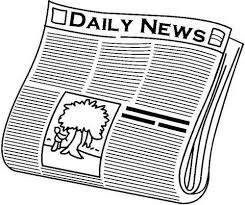 Free Clip Art Of Newspaper Clipart 2740 Best No Background