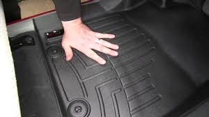 Weathertech Vs Husky Liners Floor Mats by Review Of The Weathertech Front Floor Mats On A 2015 Toyota Tacoma