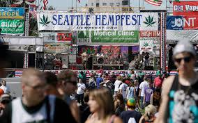Seattle Hempfest: 2018 Schedule & Insider's Guide | Leafly