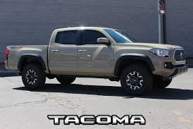 New 2018 Toyota Tacoma TRD Off Road Double Cab 5' Bed V6 4x4 AT ...