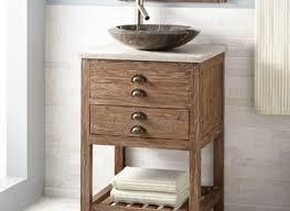 reclaimed wood bathroom vanity realie org