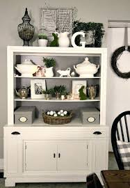 Dining Room Hutch Decorating Ideas And Buffet New