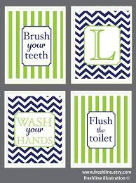 Chevron Print Bathroom Decor by Best 25 Kids Bathroom Art Ideas On Pinterest Kid Bathroom Decor